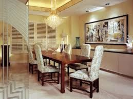 Contemporary Crystal Dining Room Chandeliers Inspiration Ideas - Dining room crystal chandeliers