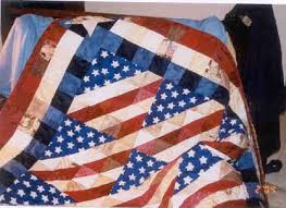 GLORY IN SCRAPS. Easy to put together patriotic quilt. Makes 12 ... & Easy to put together patriotic quilt. Makes 12