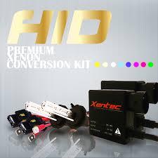 Details About Xentec 35w Hid Xenon H4 9003 Hb2 Hi Low Headlight Conversion Kit All Colors