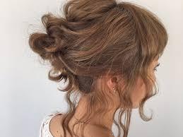お団子2つでまとめ髪は作れる慣れれば5分の簡単アレンジ山田裕資
