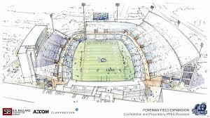 Odus Board Of Visitors To Be Briefed On Stadium Study In