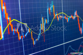 Forex Candlestick Charts Live World Economics Graph Market Or Forex Trading Graph And