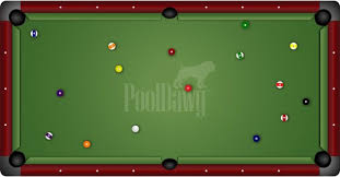 nine foot pool tables are what the pros play on the larger size and often tighter pockets results in longer shots that require more accuracy and sd