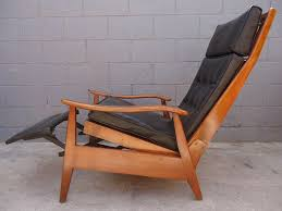 mid century recliner. Mid Century Modern Recliner Outdoor Within Plans 14 N