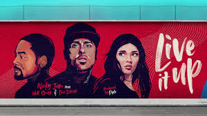 Light It Up Song Youtube Live It Up Nicky Jam Feat Will Smith Era Istrefi 2018 Fifa World Cup Russia Official Audio