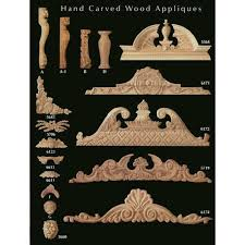 wooden appliques for furniture. decorative wood appliques wooden for furniture