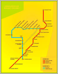 Metro Rail Fare Chart Chennai Metro Rail Stations Recruitment Timings Fare Chart