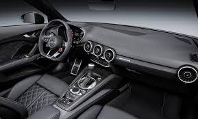 2018 audi tt rs interior. brilliant audi 2018 audi ttrs roadster interior concept inside audi tt rs interior