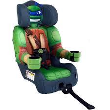 kidsembrace teenage mutant ninja turtles combination booster car seat