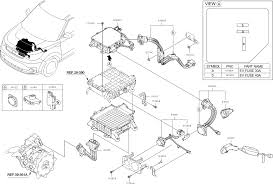 miscellaneous wiring for kia soul ev kia parts now 2015 kia soul ev miscellaneous wiring diagram 9191811