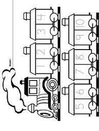 Treinwagon Kleurplaat Google Zoeken šablony Trains Preschool