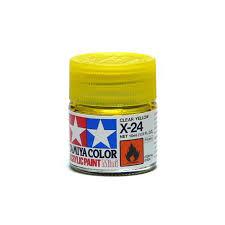 the tamiya x 24 acrylic mini paint