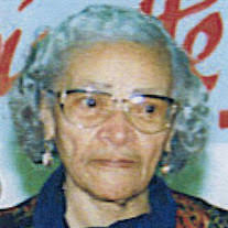Robinette Corrine Robinson Obituary - Visitation & Funeral Information