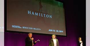 Proctors Mainstage Seating Chart Tickets For Hamilton At Proctors In Schenectady To Go On