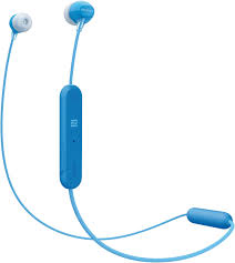 Беспроводные <b>наушники Sony WI</b>-<b>C300</b>, синий в каталоге ...