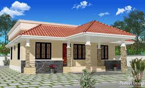 Beautiful One Story House Plans  Houz BuzzOne Story House