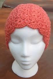 Chemo Cap Crochet Pattern Classy Red Heart Chemo Cap Crochet Pattern Breastcancerawareness