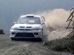2003 Ford Focus RS WRC | Ford | SuperCars.net