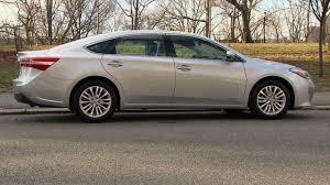Toyota Avalon Hybrid: No longer a 'retiree's car' - Video ...