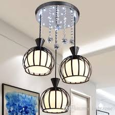 clear glass pendant living room contemporary decorating. New Modern Led Restaurant Crystal Chandelier Creative Dinning Living Room  Decoration Lighting Pendant Dining Coffee Bar Club Lamps Clear Glass Clear Glass Pendant Living Room Contemporary Decorating E