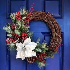 winter wreath custom made to order