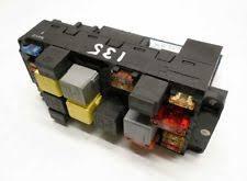 mercedes sam module car truck parts 02 mercedes c240 w203 front sam signal acquisition module fuse box