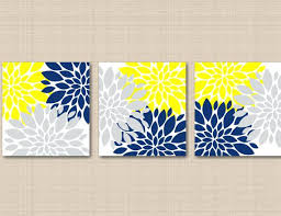 yellow and gray wall art like this item yellow gray and blue wall art on yellow blue and grey wall art with yellow and gray wall art like this item yellow gray and blue wall