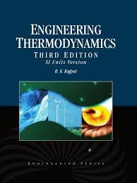 Engineering Thermodynamics by R K Rajput PDF | Mechanical ...