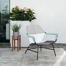 coloured wicker outdoor chairs chair design ideas