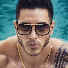 <b>2019 New Fashion</b> Big Frame Sunglasses <b>Men</b> Square <b>Fashion</b> ...