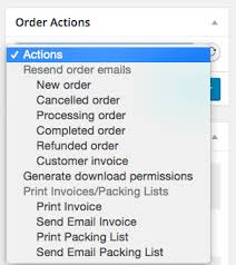 Packing Lists WooCommerce Print Invoices & Packing Lists - WooCommerce Docs