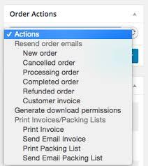 Woocommerce Print Invoices & Packing Lists - Woocommerce Docs
