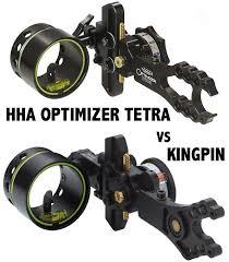 Hha Optimizer Tetra New Bow Sights For 2018 Bow Logic