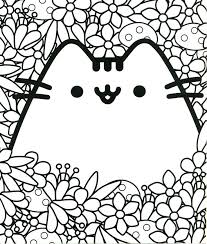 Small Picture 94 best Pusheen Coloring Book images on Pinterest Coloring books