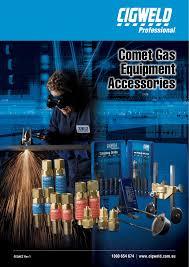 Comet Gas Equipment Accessories