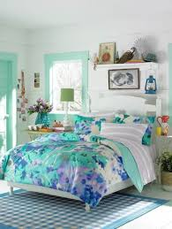 Bedroom:Cool Blue Kids Bedroom Ideas In Beach Themes Pretty Teenage Girl  Bedroom With Blue