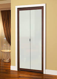 24 x 96 framed frosted glass bi fold door model number 02496pl433