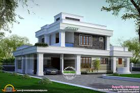5 bhk flat roof house