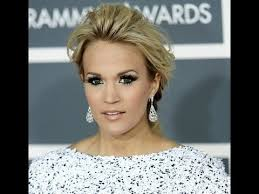 carrie underwood makeup and tutorials on