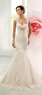 wedding dress mermaid lace biwmagazine com