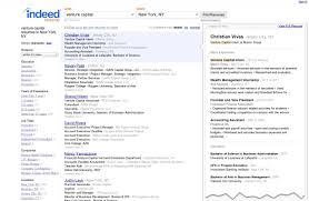 Indeed Free Resume Search Best Of Indeed Resume Search Resume Pinterest