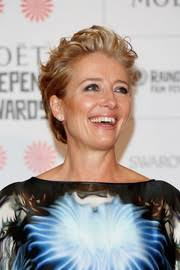 Emma thompson hair cuts and hairstyles have actually been incredibly popular among men for several years, as well as this pattern will likely rollover right into 2017 and beyond. Emma Thompson Style Fashion Looks Stylebistro