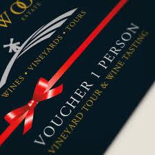 tasting gift voucher by post