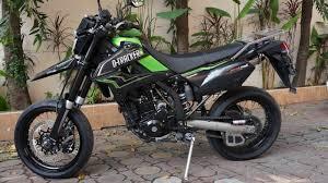 kawasaki d tracker 250 150 499cc