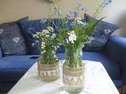 Decorating Jam Jars For Wedding 100 Best Hessian Images On Pinterest Jars Table Decorations And 13