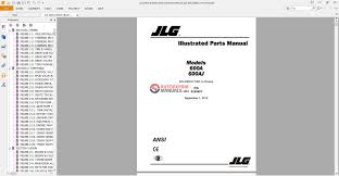 jlg illustrated parts manual a aj auto repair manual jlg 600a 600aj illustrated parts manual jpg