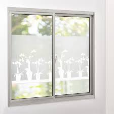 Casapro Sichtschutzfolie Fensterfolie Milchglas Milchglas Milchglas