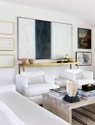 bleached wood coffee table tonal gold side table console table large artwork on large gold framed wall art with bleached wood coffee table tonal gold side table console table