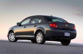 2010 Chevrolet Cobalt - Information and photos - ZombieDrive
