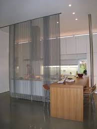 Modern Spaces Hanging Room Divider Screen Design, Pictures, Remodel, Decor  And Ideas